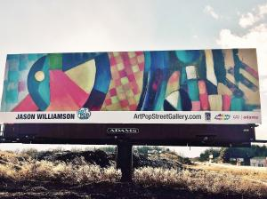 The First Photograph Of Jason Williamsons Billboard Arrives